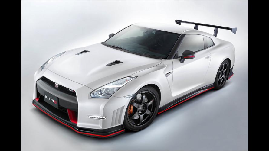 Nissan: GT-R mit Zulage