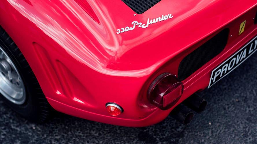 1969 Ferrari 330 P2 Le Mans Gokart Replika