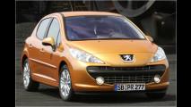 Bargeld von Peugeot