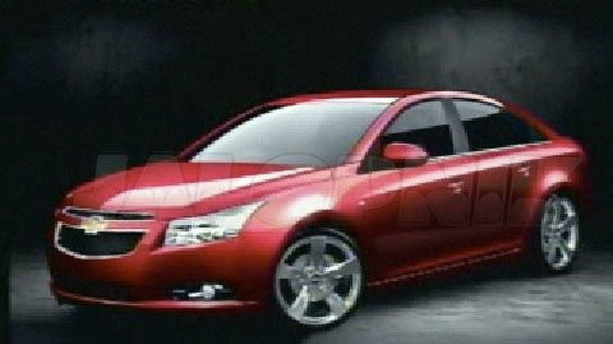 First Images of Chevy Cruze,Cadillac SRX,Saab 9-4X,Buick LaCrosse & Chevy Equinox Surface