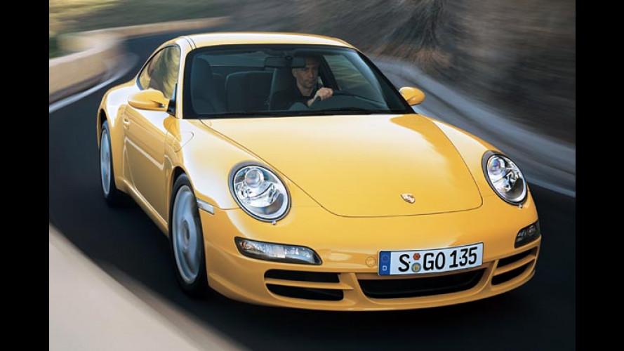 Erfolgskurs: Porsche steuert Bestmarke beim Absatz an