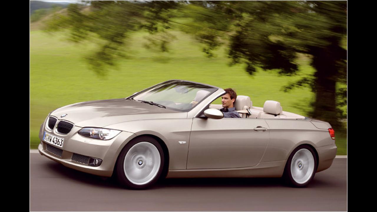 BMW 320i Cabriolet