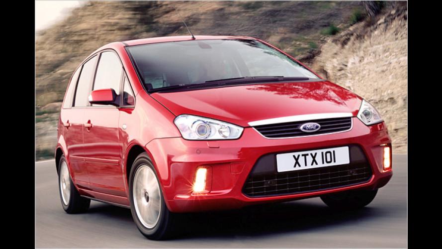 Pkw-Diesel von Ford sind jetzt noch sparsamer