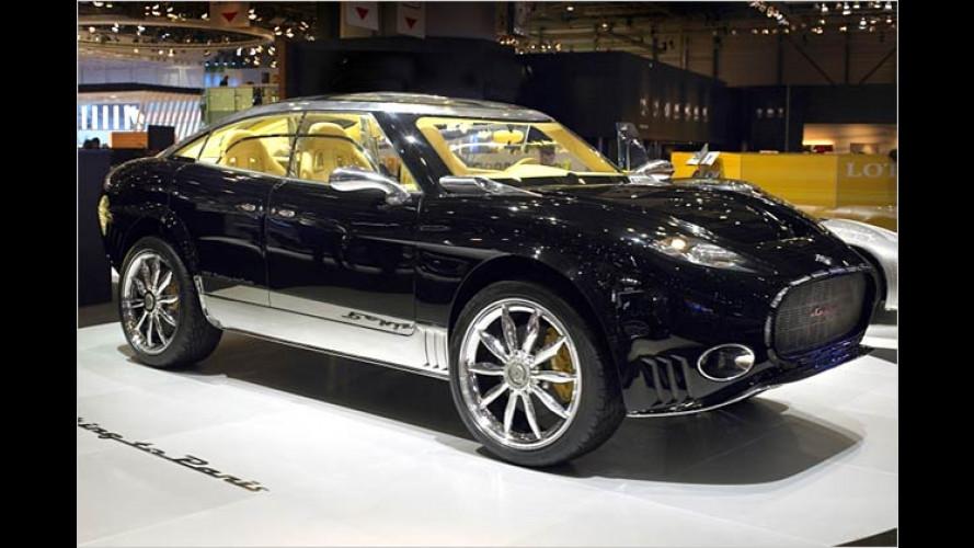 D12 Peking-to-Paris: Jetzt baut Spyker auch SUVs