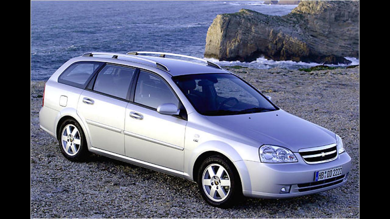 Chevrolet Nubira Wagon 1.6 SE