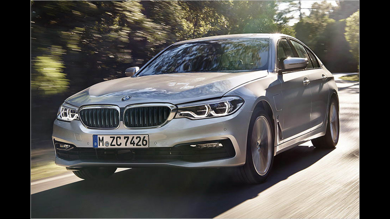 Women's World Luxury Car of the Year 2017: BMW 5er