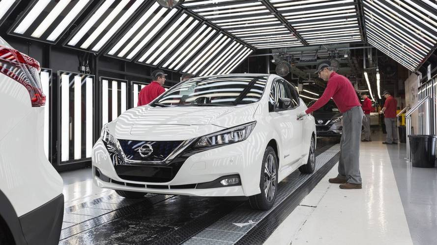 Nissan Says It's Selling One New Leaf Every 12 Minutes In Europe