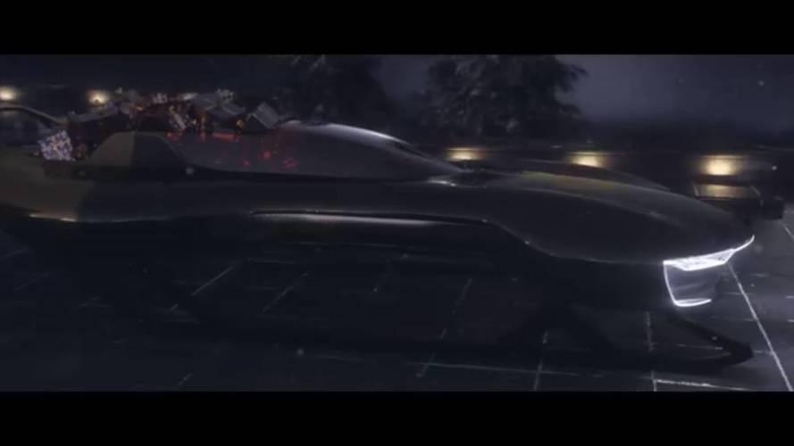 Vídeo - Renault Sport presenta un trineo de competición