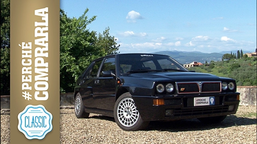 Lancia Delta HF Integrale, perché comprarla... Classic [VIDEO]