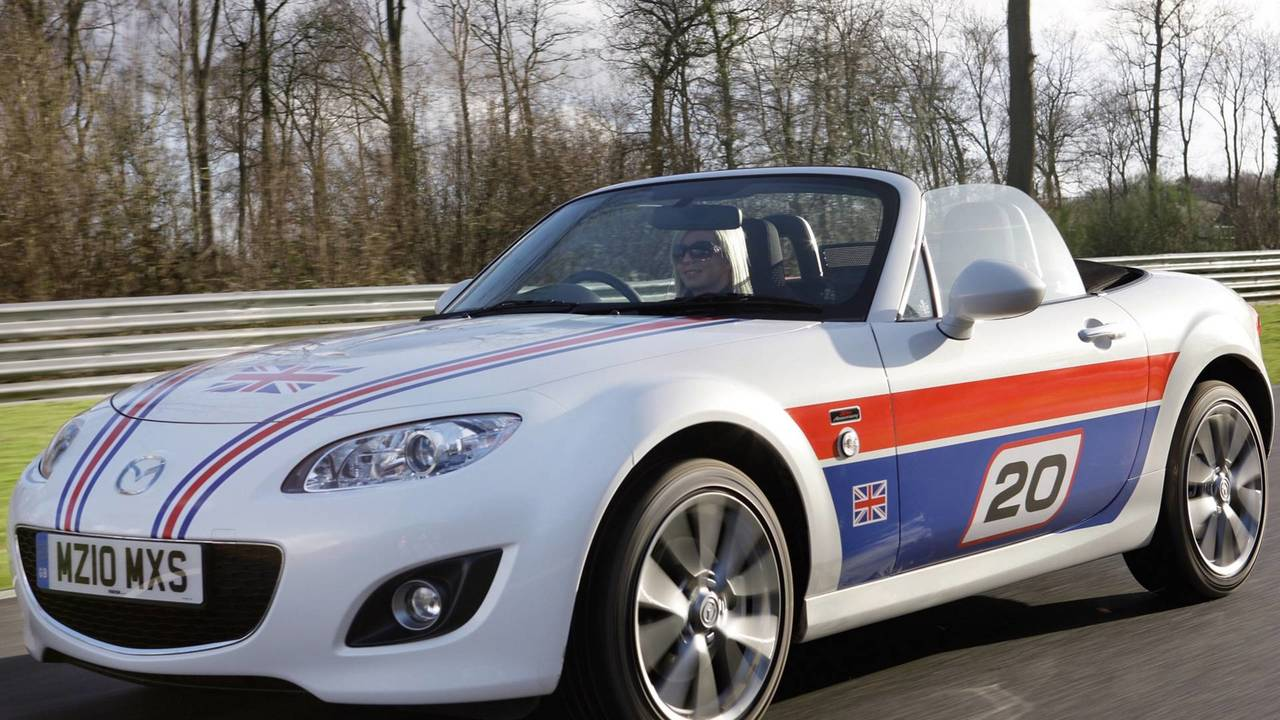Mazda MX-5 NC 20th Anniversary
