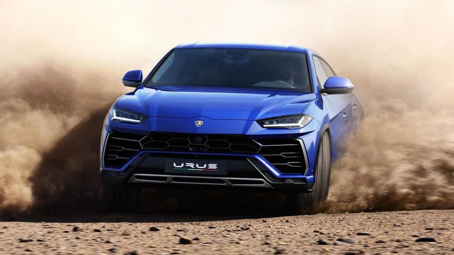 2019 Lamborghini Urus Is A 650-HP Supercar Disguised As An SUV