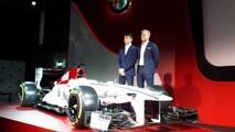 Ericcson y Leclerc, los pilotos de Sauber para 2018