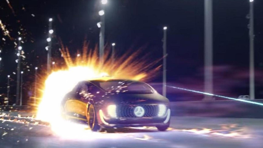 Mercedes-Benz celebrates Back to the Future Day with three short yet great videos