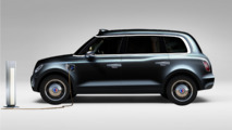 Geely reveals all-new TX5 London taxi
