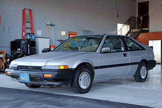 After 30 Years, This '86 Honda Accord Still Looks Brand New