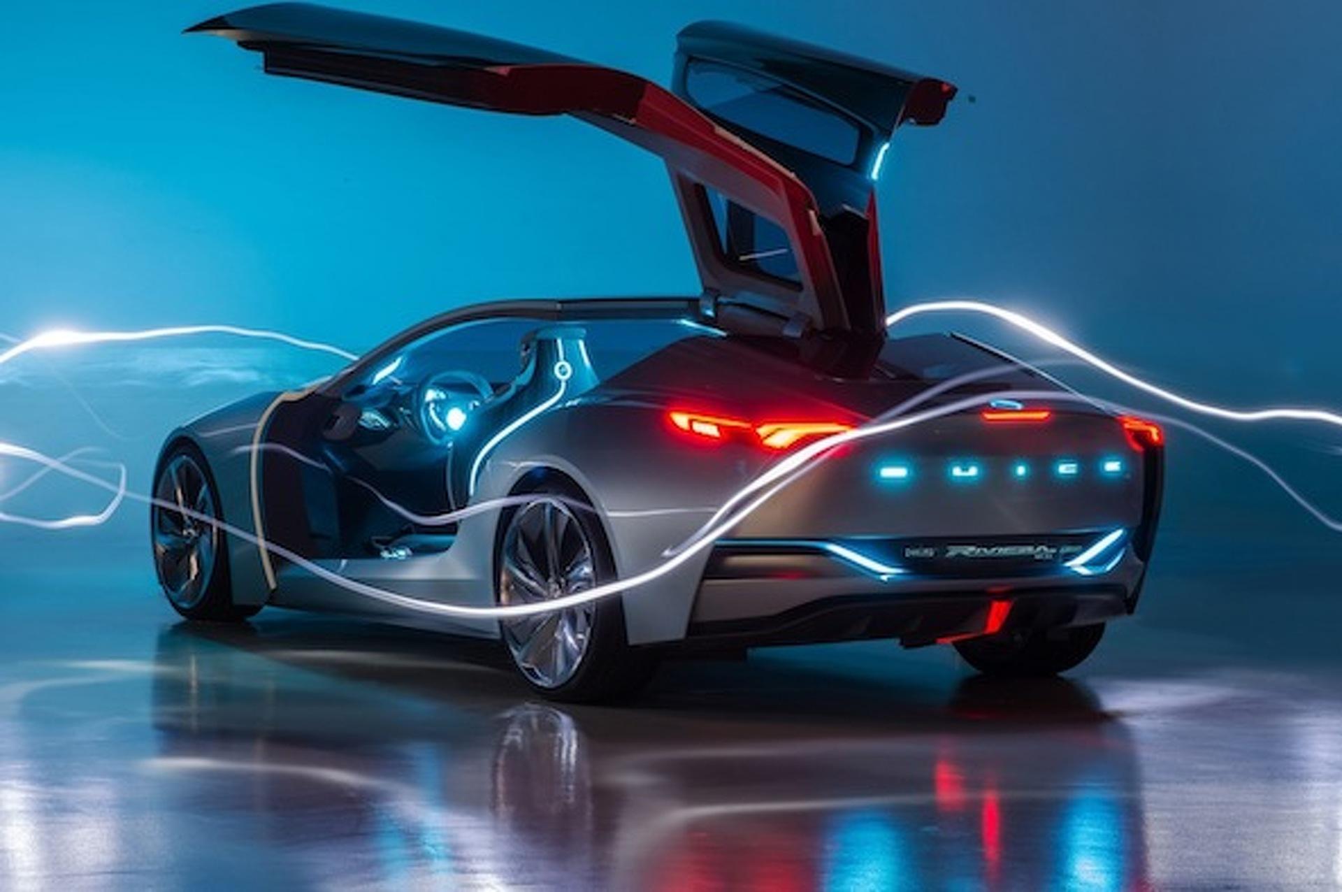 Wheels Wallpaper: 2013 Buick Riviera Concept