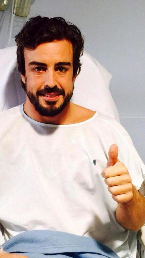 Alonso 'going home to rest' - report