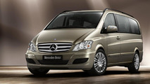 2011 Mercedes-Benz Viano facelift first photos 02.07.2010