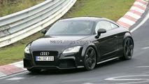 Spy Shots of the Audi TT RS