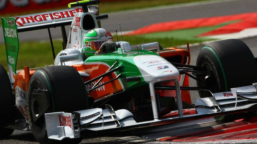 Legal trouble ahead for Force India at Monza?