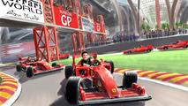 Junior GP, driving school for kids and teens, Ferrari World Abu Dhabi, 1600, 20.07.2010