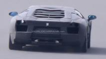 Lamborghini Jota Prototype Testing - the Murcielago replacement