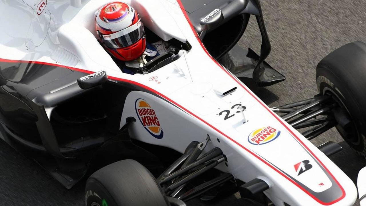 Kamui Kobayashi (JAP), BMW Sauber F1 Team, C29, Spanish Grand Prix, 07.05.2010 Barcelona, Spain