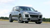 speedART TITAN DTR 310 based on Porsche Cayenne Diesel