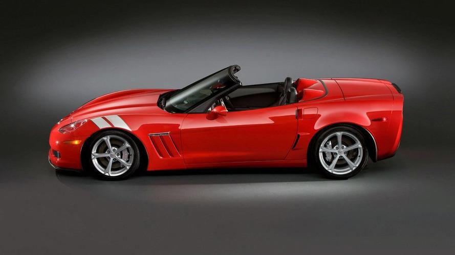 2010 Corvette Grand Sport Revealed
