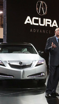 Acura ZDX Concept Revealed in New York