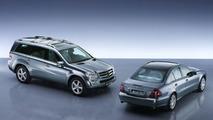 Mercedes-Benz GL320 & E320 BLUETEC