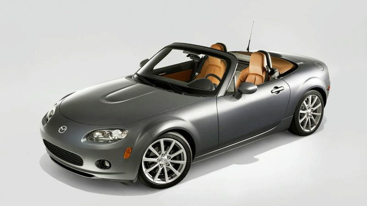 3rd Generation Mazda MX-5 (Miata)
