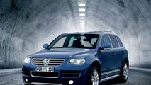 The New VW Touareg W12 Sport