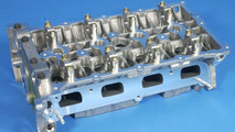2.4-liter World Engine cylinder head