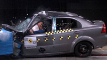 Chevrolet Aveo Crash Test