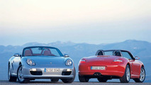 New Porsche Boxster and Boxster S Revealed