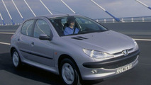 Peugeot 206: 6,000,000 vehicles produce