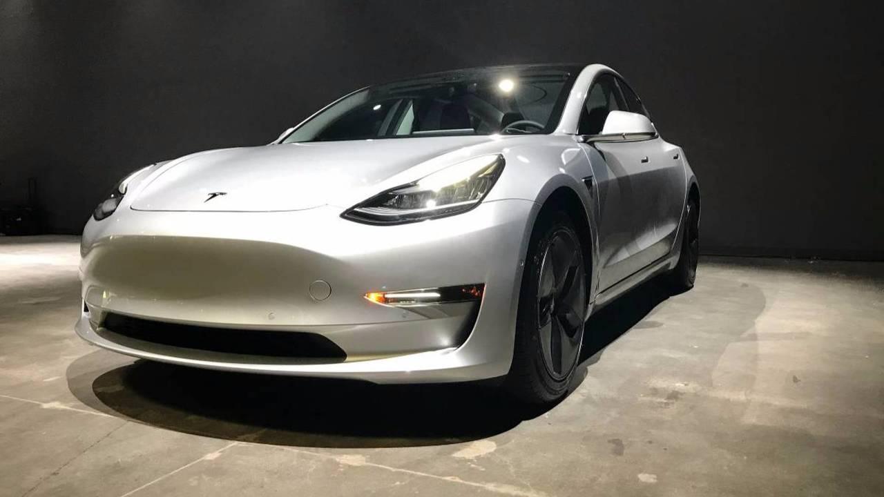 Annonce Tesla Model 3 d'occasion