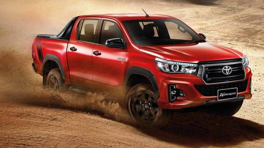 Toyota In A Hurry To Give The Hilux A Facelift