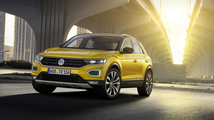 Merakla beklenen Volkswagen T-Roc tanıtıldı