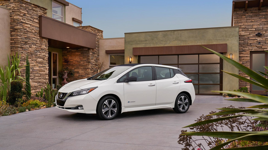 Get a launch-edition Nissan Leaf for £339 a month
