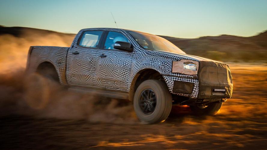 Vídeo: Ford Ranger Raptor é para andar rápido em qualquer lugar