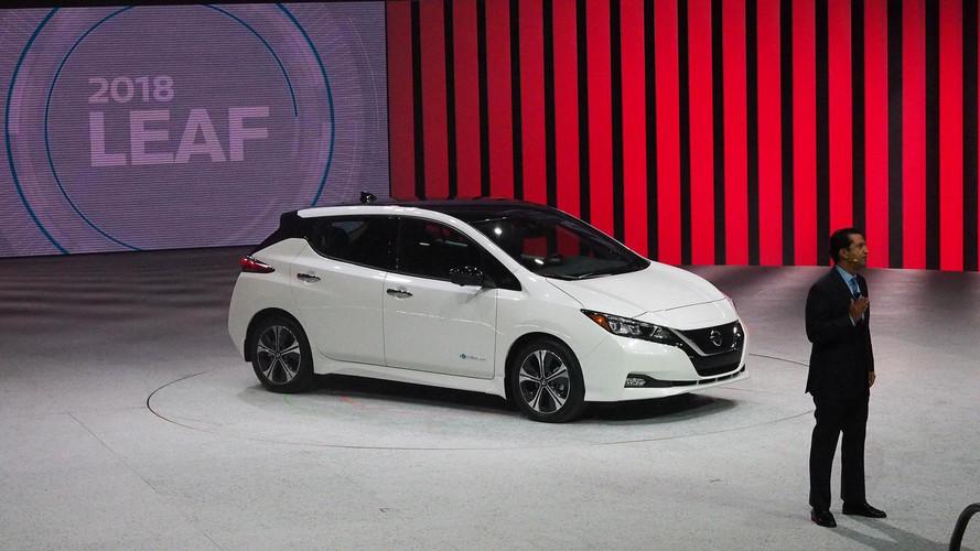 Her 10 dakikada 1 tane Nissan Leaf satılıyor