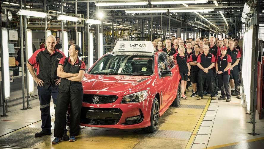 Final Holden built in Australia after 69 years of production