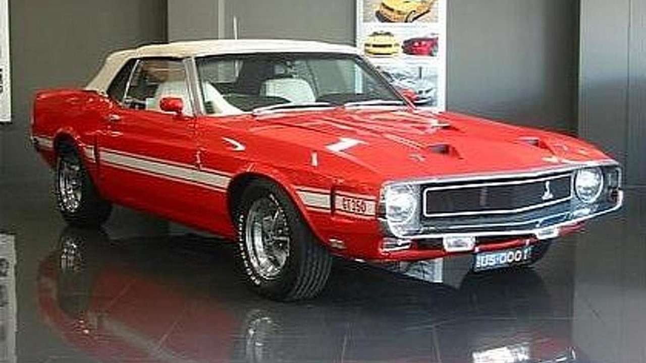 1969 Shelby GT 350 up for sale