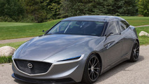 Mazda Deep Orange 3 concept 08.8.2013