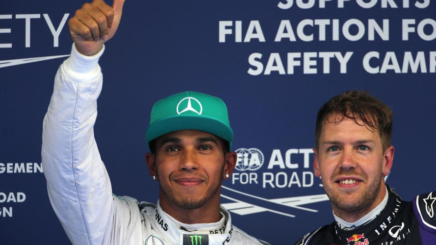 Hamilton tells Vettel to 'show leadership'