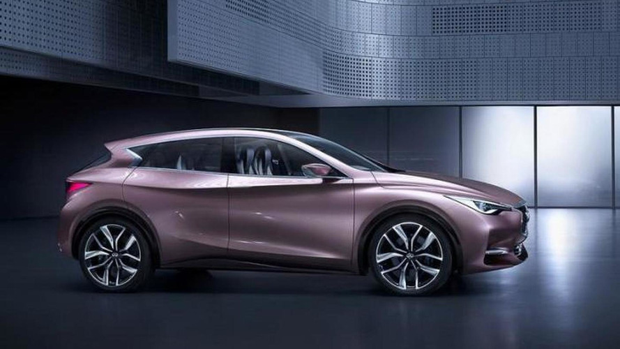 Infiniti to de-Americanize lineup, offer smaller & more efficient models - report