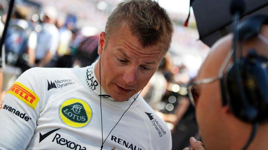 Raikkonen not ruling out Ferrari return - manager
