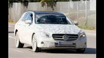 Erwischt: Mercedes E-Klasse T